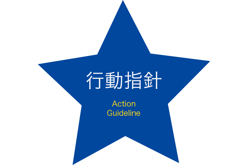 行動指針(Action Guideline)